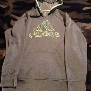 Adidas hoodie size s